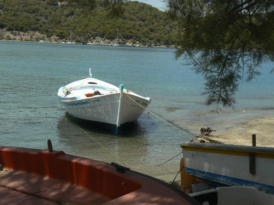 Hotel Saronis: Epidavros bay