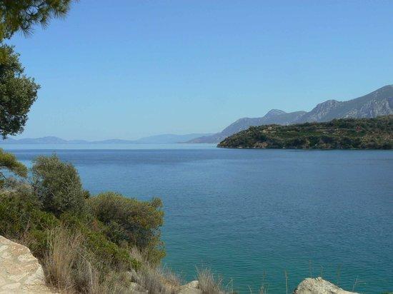 Hotel Saronis: Epidavros bay 2