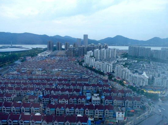 Four Points by Sheraton Hangzhou, Binjiang: View from my room