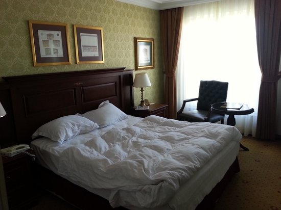 Ankara Gordion Hotel : Room
