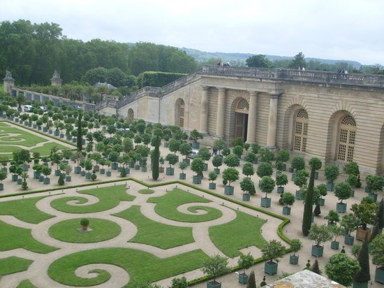 Les jardins picture of chateau de versailles versailles for Jardin chateau de versailles
