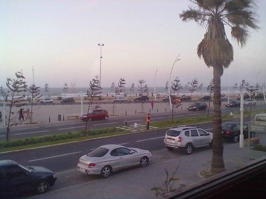 Ali Baba : View from our table