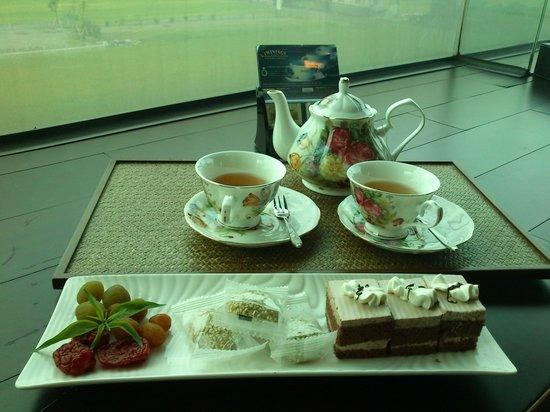 Architect Mansion: 好吃的下午茶