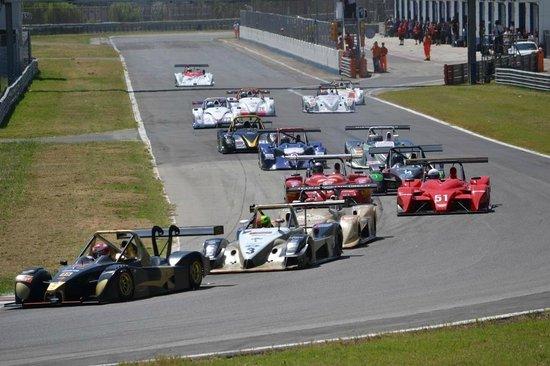 Magione, Italia: Campionato italiano prototipi