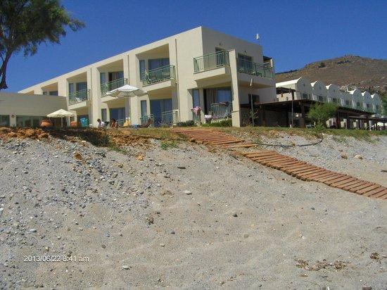 Grand Bay Beach Resort: wygląd zewnętrzny hotelu