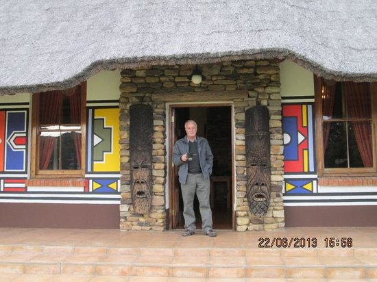 Addo Bush Palace Private Reserve: Home away from home
