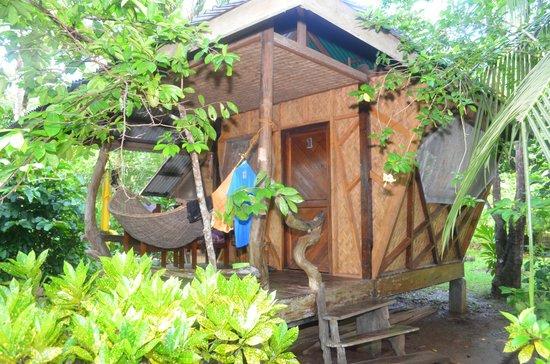 DabDab Resort: ROOM NO. 1 @ DABDAB, SABANG, PALAWAN