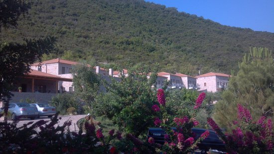 Smyros Resort: The resort