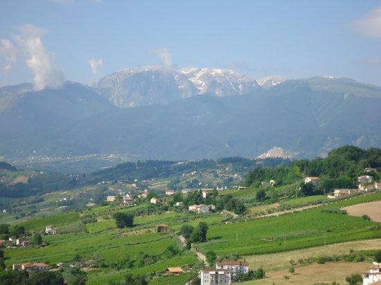 Locanda Del Vecchio Borgo : A view from my room