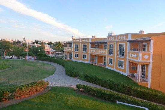 Colina da Lapa: vista desde la habitación.