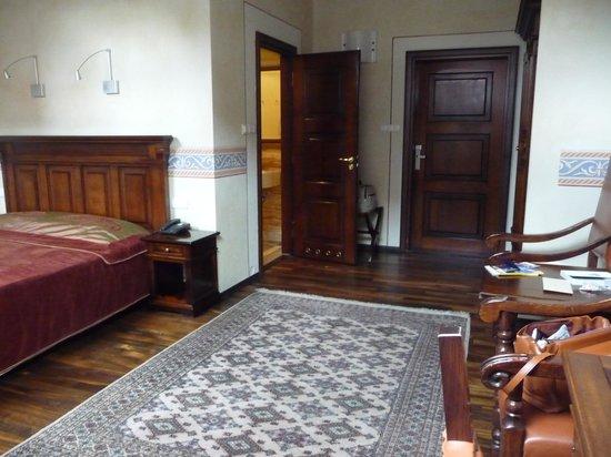 Hotel Copernicus: room