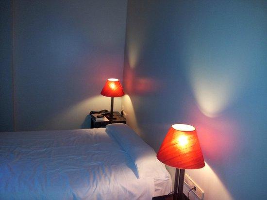 Aisia Kresala Hotel : Bett
