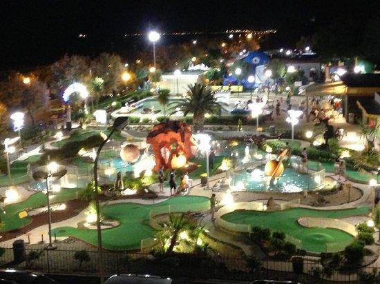Grand Hotel Excelsior: Games park
