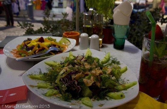Parathiri : Salad