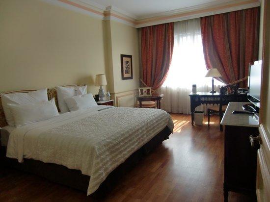 Royal Mansour Casablanca: cama king size