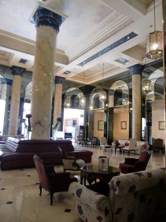 Royal Mansour Casablanca: salones