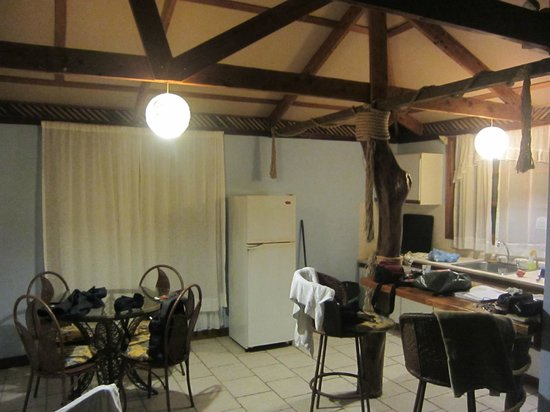 Siatami Lodge : Hütte Bamboo