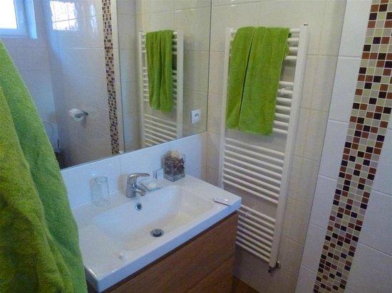 Penzion Speller: Scorcio bagno