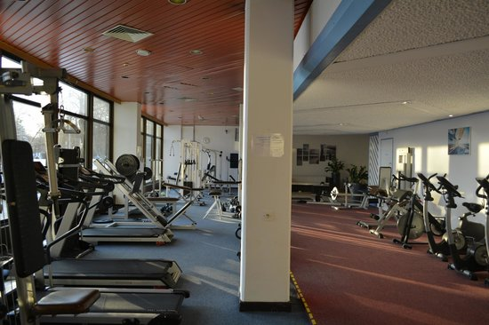Novotel Gdansk Marina : THE gym