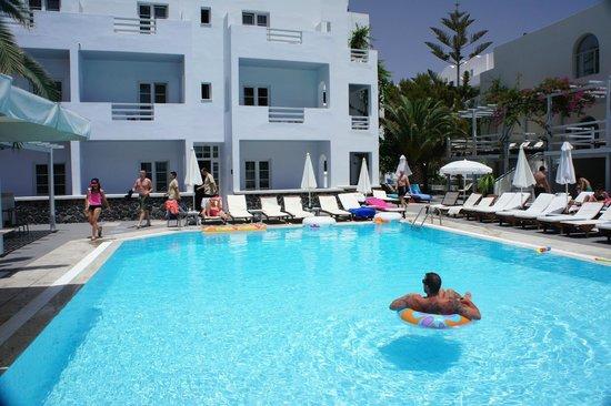 Afroditi Venus Beach Hotel & Spa: Pool