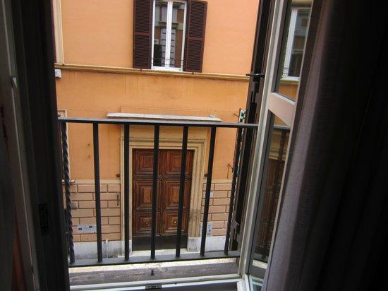 Antico Palazzo Rospigliosi: Blick aus dem Fenster