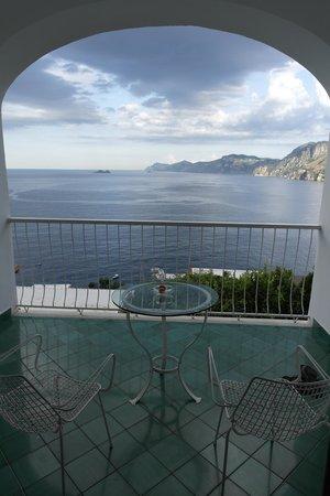 Hotel Smeraldo : View from balcony