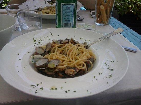L'Alice Felice: Spaghetti alle Vongole