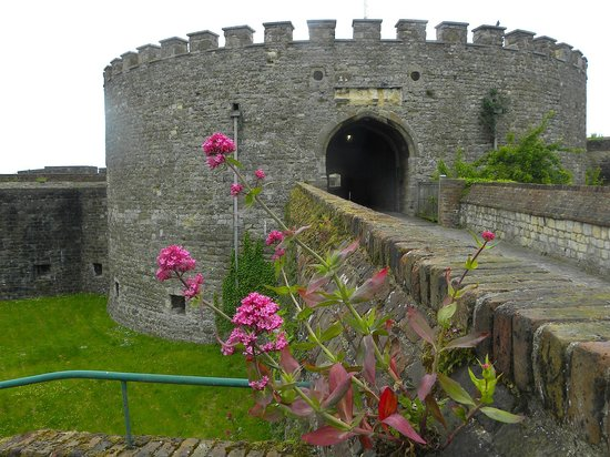Deal Castle gatehouse