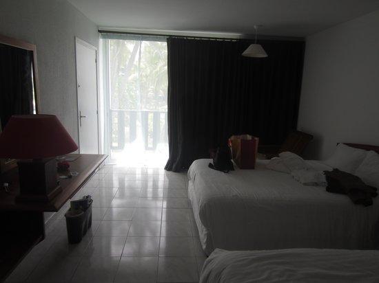La Creole Beach Hotel: Notre chambre