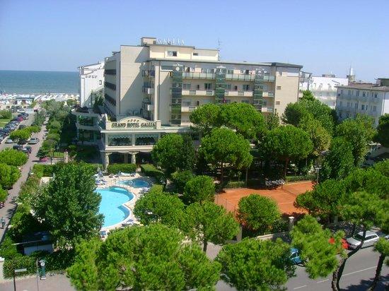Hotel Imperiale: Vista
