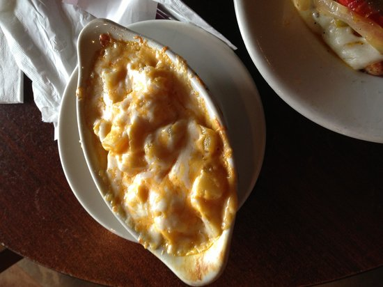 Heroes West Sports Grill: Au Gratin Potatoes