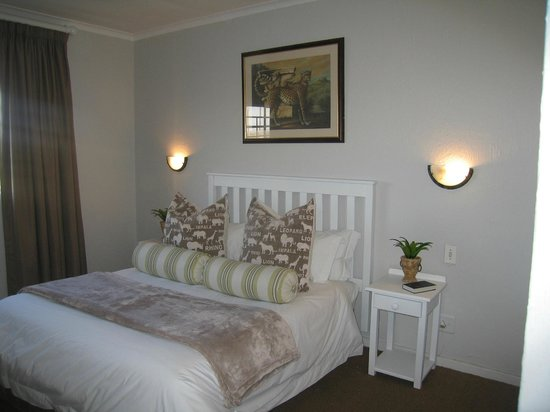 Beaufort West, Zuid-Afrika: Delux room