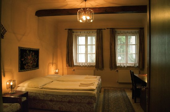 Pension Dientzenhofer: Bedroom