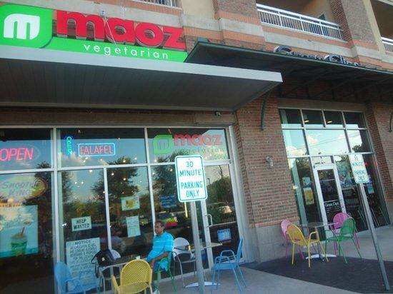 Photo of Falafel Restaurant Maoz Vegetarian at 4601 N Lamar Blvd, Austin, TX 78751, United States