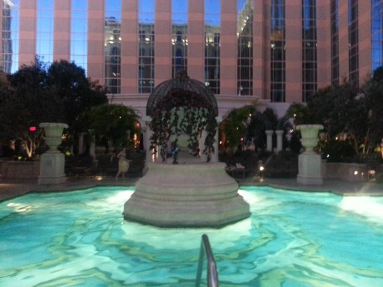 The Venetian Las Vegas: piscina
