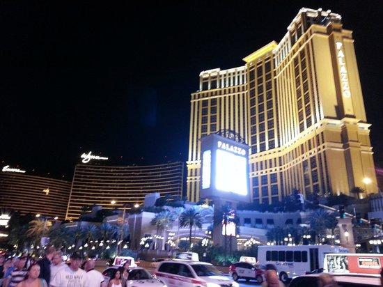 The Venetian Las Vegas: esterno venetian