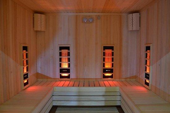 Strumica, Republic of Macedonia: Infrared sauna