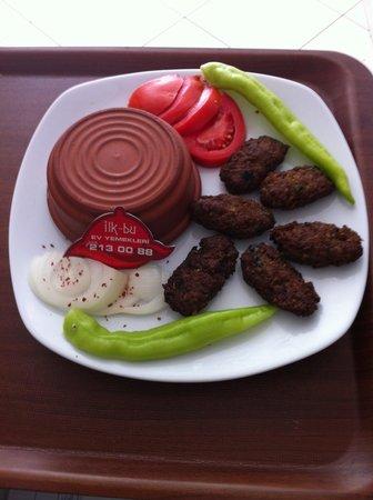 Ilk-bu ev yemekleri Ankara