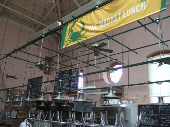 the Market Lunch
