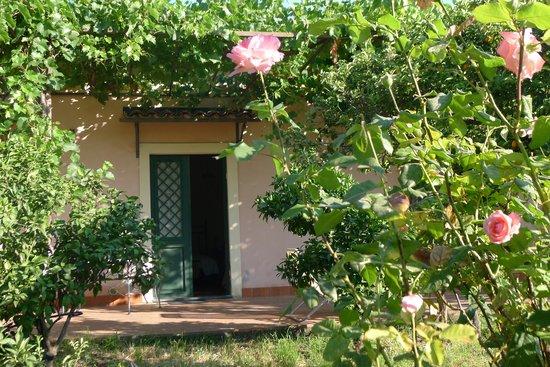 Agriturismo San Leonardello: Das Haus