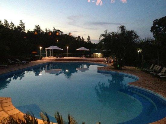 Iguazu Jungle Lodge : pool