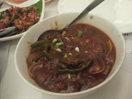 Mezban Restaurant : Beef - Chinese style