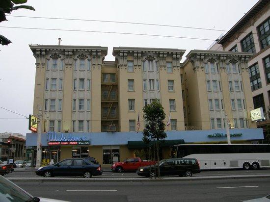 The Opal San Francisco: esterno hotel