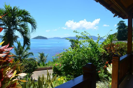 Colibri Guest House: View from the room