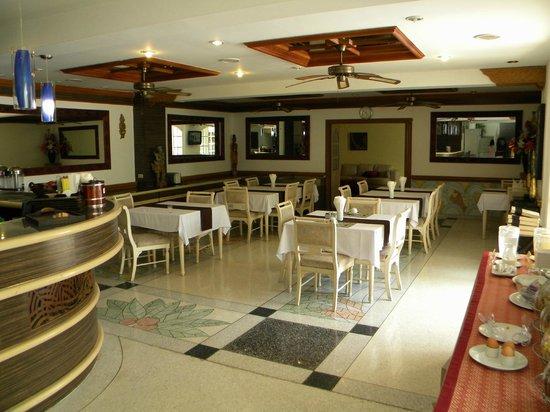 Villa Atchara: Dining Area