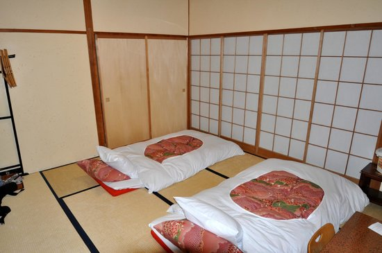 Mizuno Hotel: Chambre japonaise