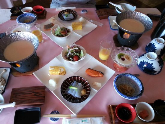 Mizuno Hotel: Petit déjeuner