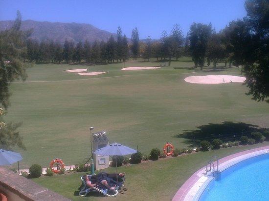 Hotel Tamisa Golf: Balcony View 2