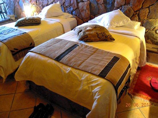 Hotel Xaluca Dades : Betten