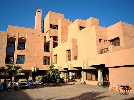 Hotel Xaluca Dades : Poolbereich